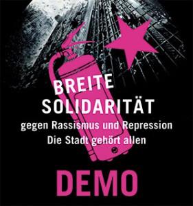 BreiteSoli Demo 30.04 Hamburg